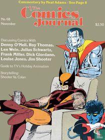 The Comics Journal 68