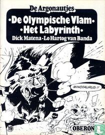 De Olympische vlam + Het labyrinth
