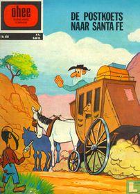 De postkoets naar Santa Fe