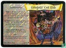 Gringotts' Cart Ride