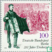 1790 Barrel Organ