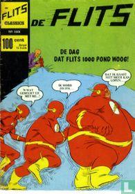 De dag dat Flits 1000 pond woog!