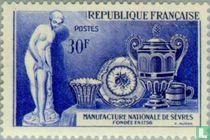 Porseleinfabricage- Sèvres 200 jaar
