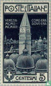 Inauguration Campanile of San Marco