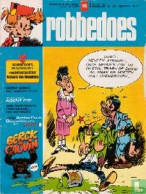 Robbedoes 1952