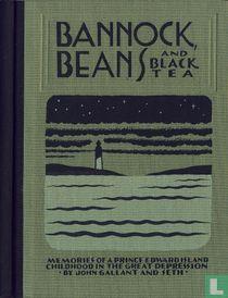 Bannock, beans and black tea