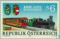 100 années de chemins de fer Murtal acheter
