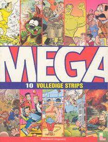 Mega - 10 volledige strips