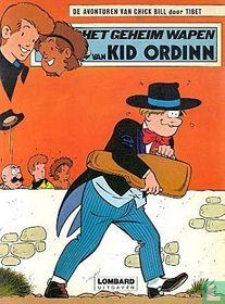 Het geheim wapen van Kid Ordinn
