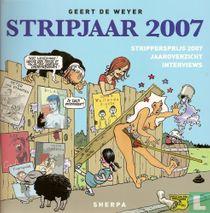 Stripjaar 2007