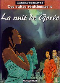La nuit de Gorée