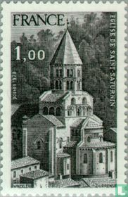 Kerk van Saint-Saturnin
