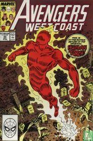 Avengers West Coast 50