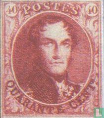 """Le roi Léopold I """"Médaillons"""""""