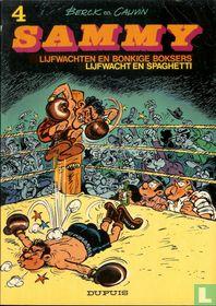 Lijfwachten en bonkige boksers + Lijfwacht en spaghetti
