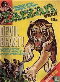 Devil Beast!