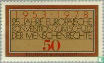 Convention européenne Droits de l'homme