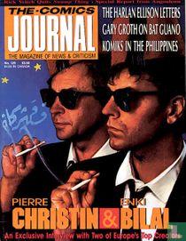 The Comics Journal 129