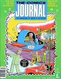 The Comics Journal 123