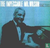 The impeccable mr. Wilson