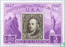 Stamp Jubilee USA kaufen