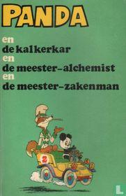 De kalkerkar + De meester-alchemist + De meester-zakenman