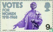 Jubileum van het vrouwenkiesrecht