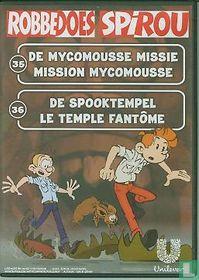 De Micomousse missie + De spooktempel / Mission Mycomousse + Le temple fantôme