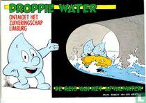 De reis van het afvalwater