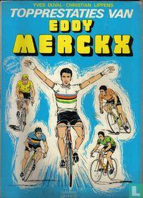 Topprestaties van Eddy Merckx