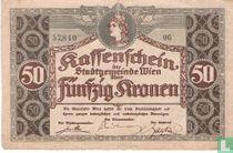 Wien 50 Kronen 1918