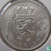 Nederland 1 gulden 1956