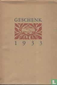 Geschenk 1933