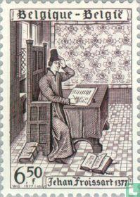 Jehan Froissart