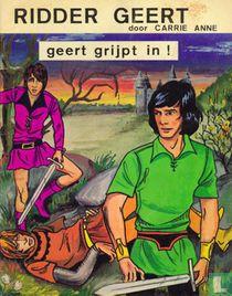 Geert grijpt in!