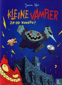 Kleine vampier zit op kungfu!