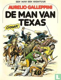 De man van Texas