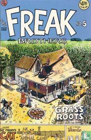 Freak Brothers 5