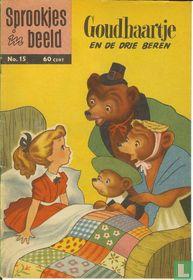 Goudhaartje en de drie beren
