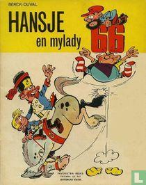Hansje en Mylady 66