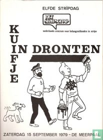 Kuifje in Dronten - Elfde Stripdag