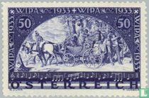 Postzegeltentoonstelling WIPA