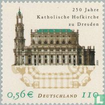 Katholieke hofkerk, Dresden 1752-2002