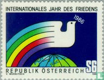 Internationaal Jaar van de Vrede