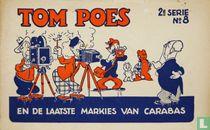 Tom Poes en de laatste markies van Carabas
