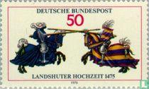 5e Cent. noces de Landshut (1475)