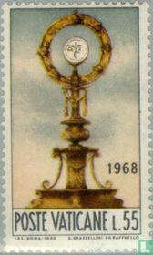 Eucharistischen Welt
