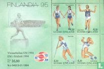 Postzegeltentoonstelling FINLANDIA '95 kopen