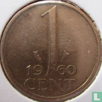 Nederland 1 cent 1960