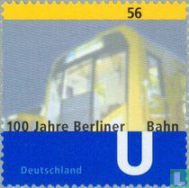 100 jaar metro Berlijn